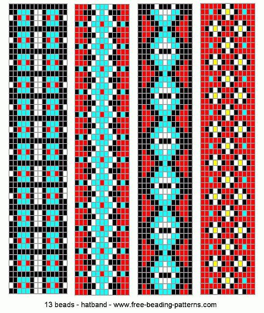navajo bead designs. Plain Navajo Beading Chevron Design  And Navajo Bead Designs V