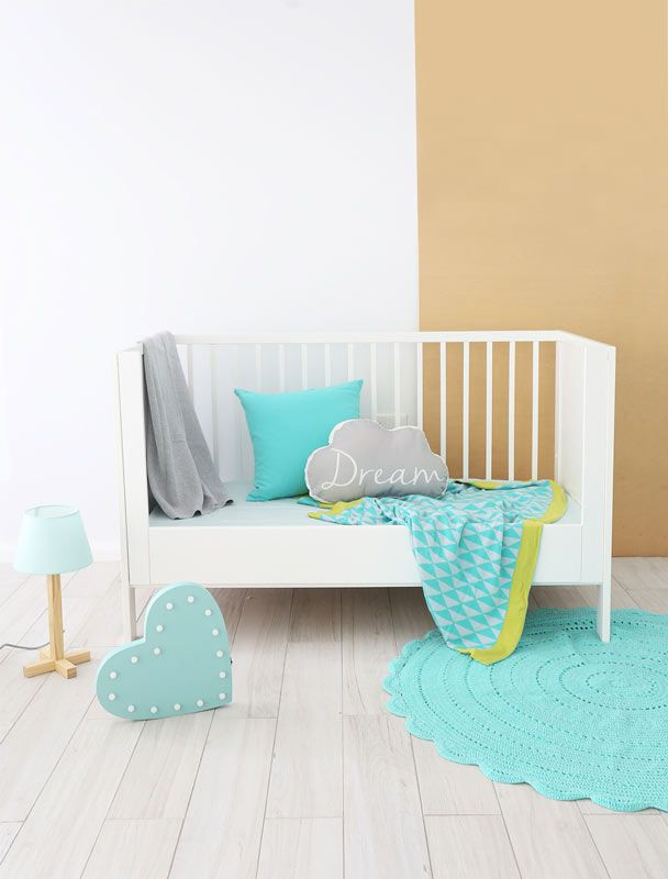 cot blankets by bemboka & d-lux, sheets by Bramwell Designs