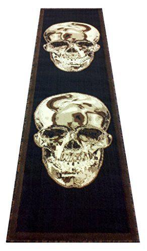 Skull Carpet: Amazon.com