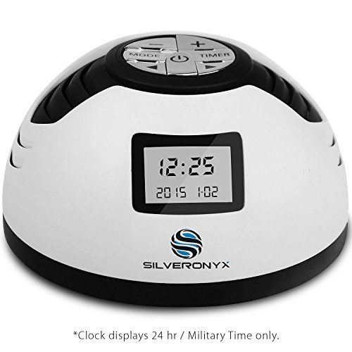 White Noise Sound Machine For Best Sleep  Sound Machines for Baby Kids Adults Sleep  White Noise Generator Maker  Portable White Noise Machine For Babies Sleep  S2 White ** You can find more details by visiting the image link.