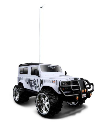Maisto R C Off Road 1 16 Land Rover Defender For 39 03