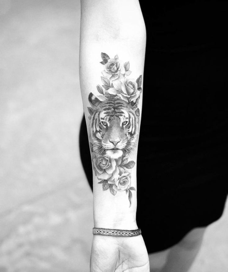 90 Tiger and Lion Tattoos That Define Perfection