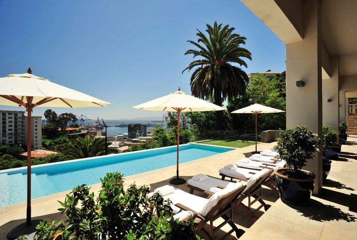Hotel Boutique Casa Higueras (sector piscina)