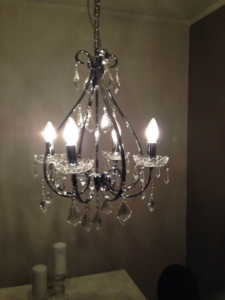 My new chandelier