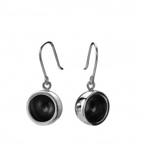 Bubbles earrings designed by Eero Aarnio