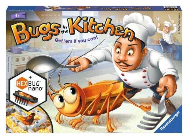 Bugs in the Kitchen - a review for Ravensburger - Over 40 and a Mum to OneOver 40 and a Mum to One