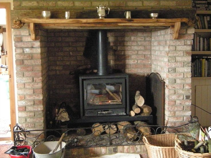 wood heater flue installation instructions
