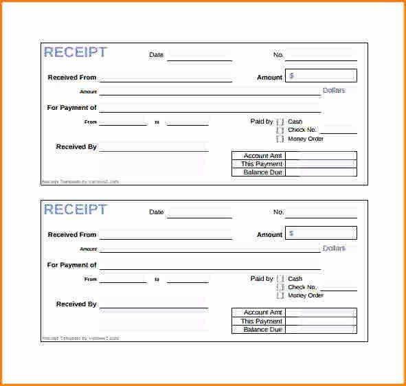 Simple Sales Receipt Template Lovely 5 Simple Sales Receipt Template Receipt Template Diaper Invitation Template Templates