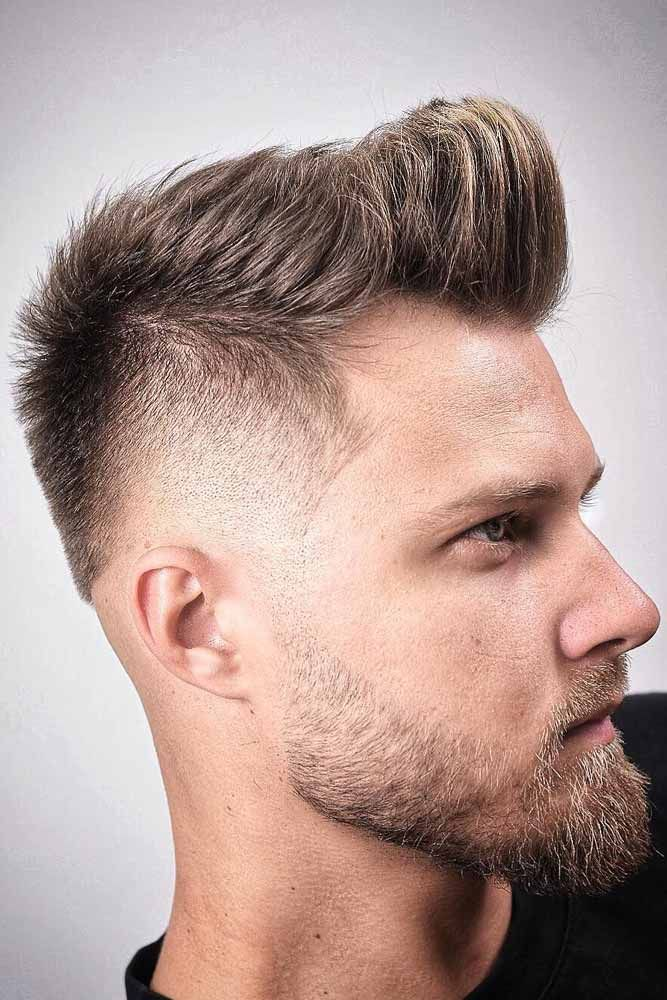 Quiff Haircut Haircuts For Men Quiff Haircut Gents Hair Style