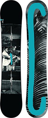 Burton Custom Twin Flying V Snowboard - Men's:   FEATURES of the Burton Men's Custom Twin Flying V Snowboard Flying V: Blend of camber and rocker, rocker overall, including between and outside your feet, enhancing playfulness and float Subtle camber zones underfoot focus edge-control for crisp snap, added pop, and powerful turns Twin Shape: Perfectly symmetrical for a balanced ride that's equally versatile when ridden regular or switch Jib, spin, stomp, butter with a greater balance of...