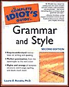 Infoplease website.  Excepts from Idiots guide to Grammar and Style.  Great resource!!