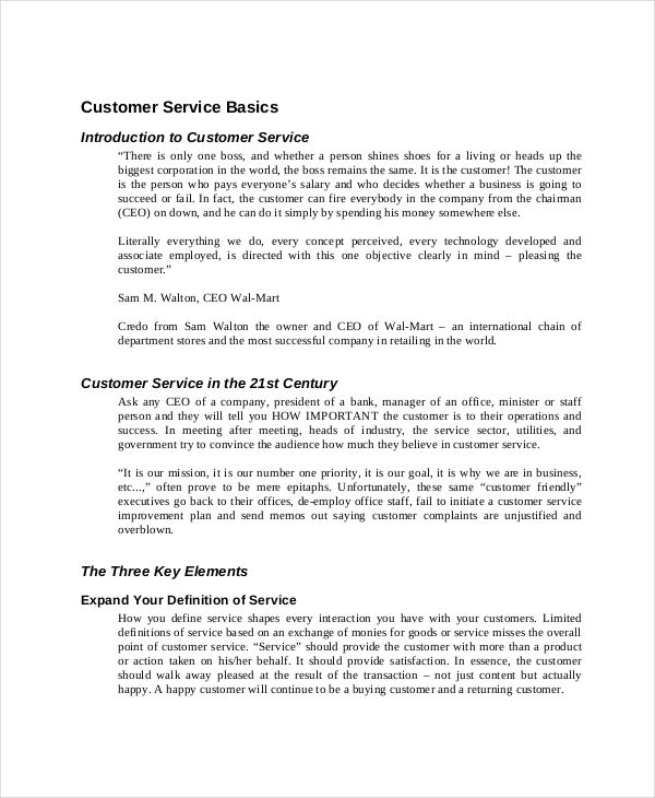 Customer Support Manual Template Worthy Manuals Sample Resume