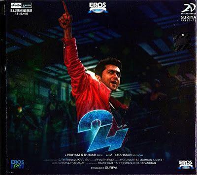 filesmy: 24 Original recording, Soundtrack A.R.Rahman