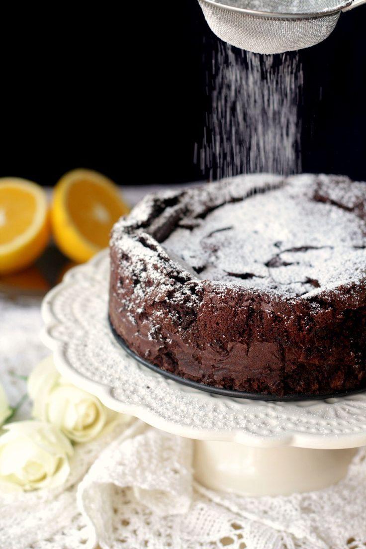 Torta Choco pops ( gluten free senza farina) | Le ricette di mamma Gy
