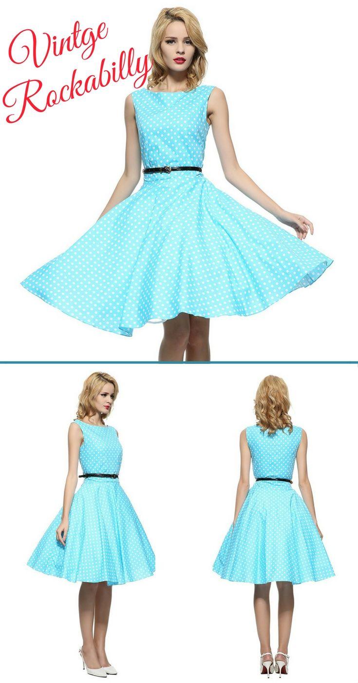 166 best Rockabilly Dresses images on Pinterest | Rockabilly dresses ...