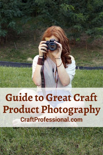 Review of an excellent guide to improving your craft product photography. http://www.craftprofessional.com/craft-product-photography.html