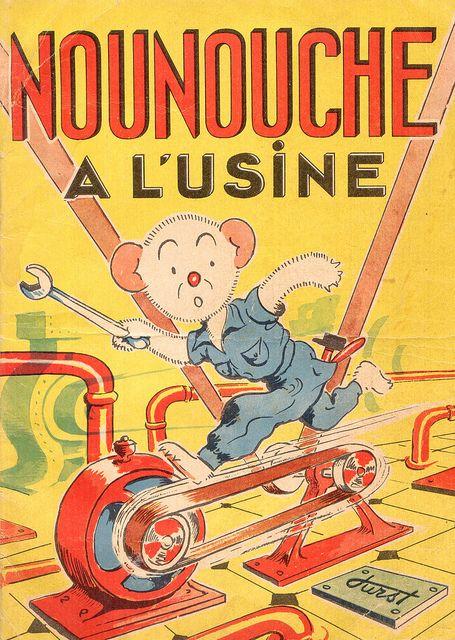 nounouche usine p0 by pilllpat (agence eureka), via Flickr