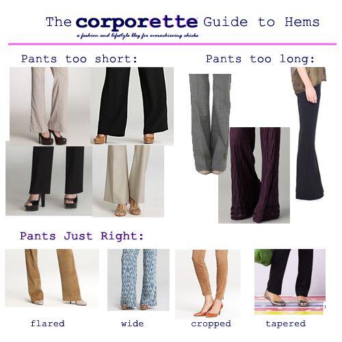 16 best images about Pants on Pinterest   Black cigarette pants ...