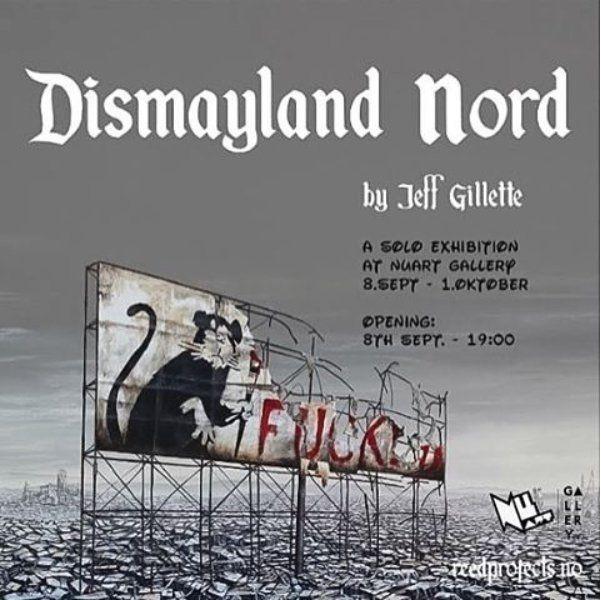 "Hookedblog su Twitter: ""#Stavanger Jeff Gillette Disneyland NORD show opens…"