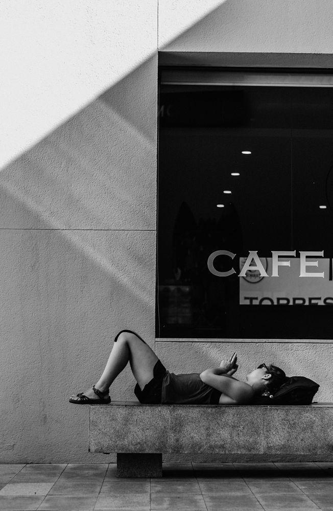 cafe by Eduardo Gomez
