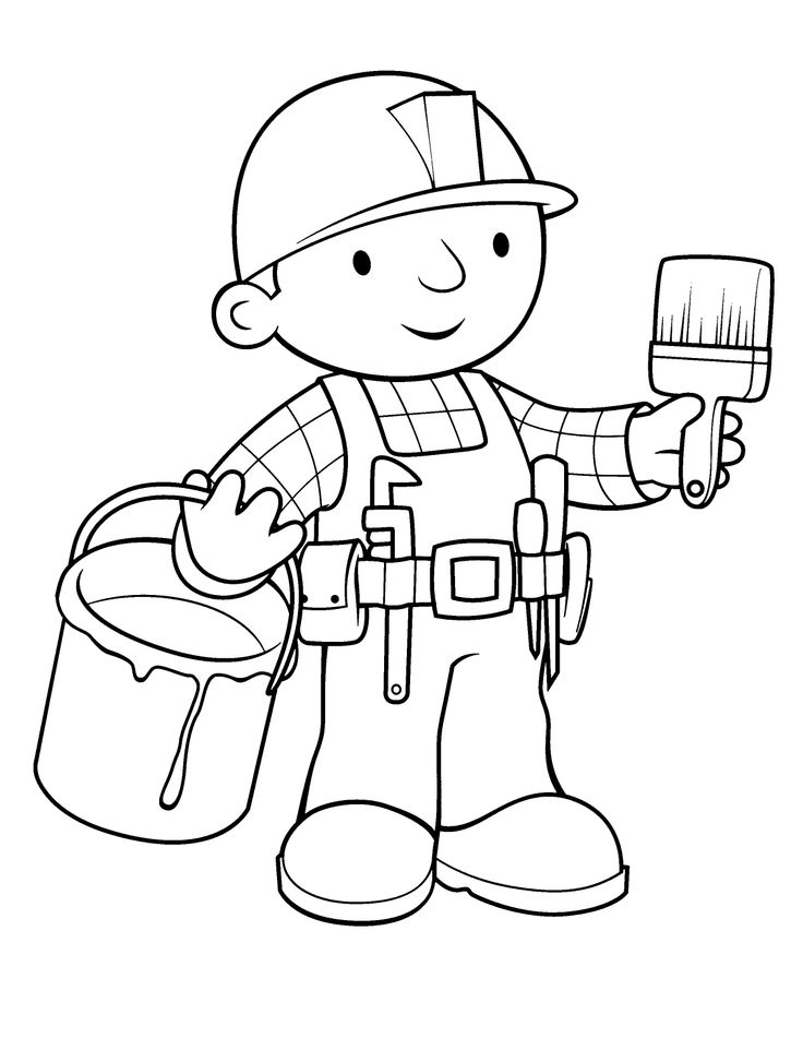 bob sfougarakis coloring pages - photo#41