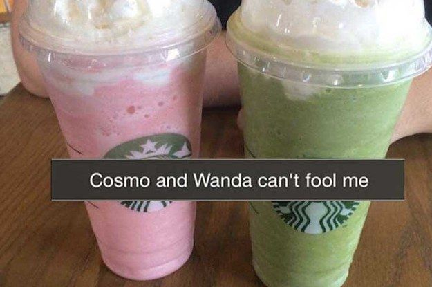 Cosmo and Wanda | Fairly Odd Parents