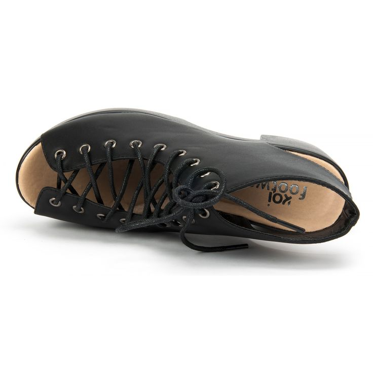 KF Footwear Tori Black