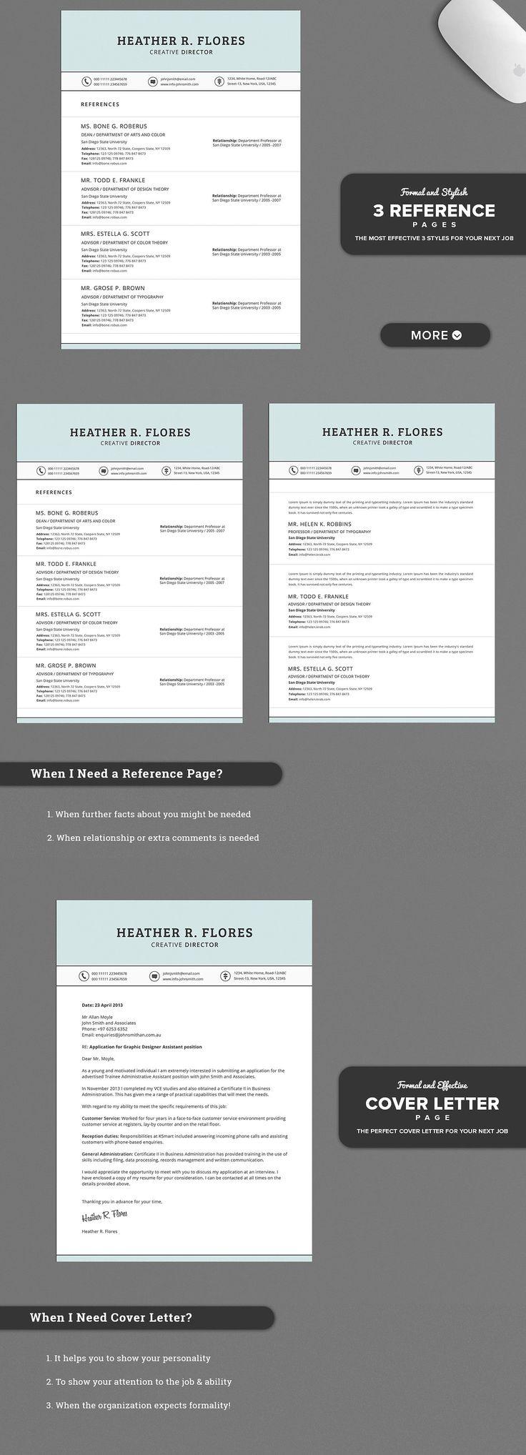 21 in 1 Timeless Resume CV Pack Resume cv, Cover letter