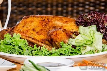 Receita de Pato assado em receitas de aves, veja essa e outras receitas aqui!