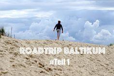 Riesige Dünen, menschenleere Strände, Natur pur. Die Kurische Nehrung ist eine Perle. #Roadtrip #Reise #Litauen #ReisenmitKind