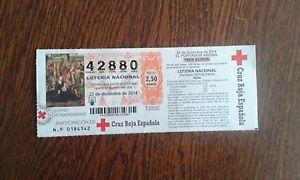 a participacion loteria nacional sorteo extra cruz roja 22 12 14