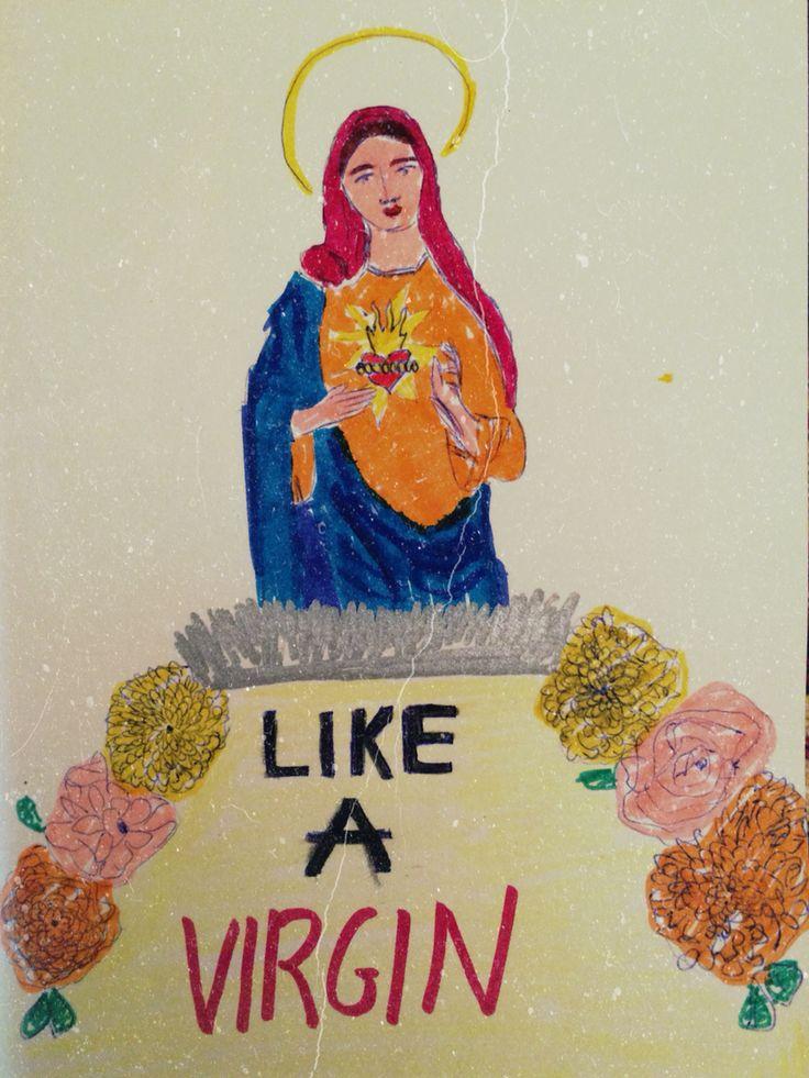 Like a virgin @amurciano