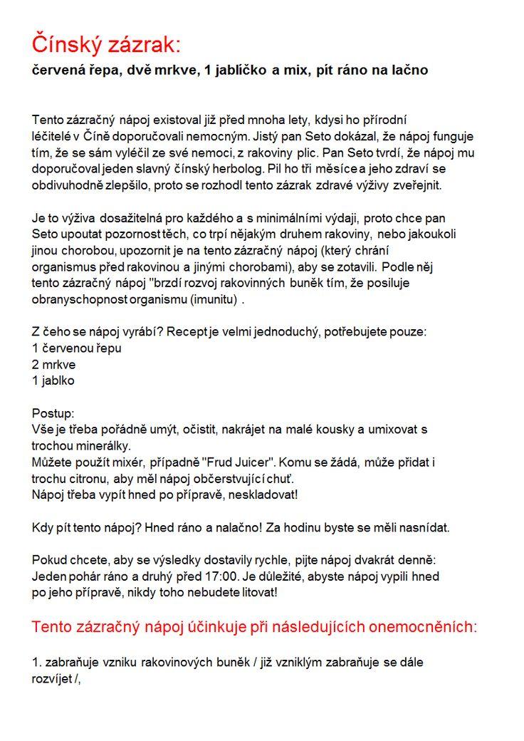 ČÍNSKÝ ZÁZRAK - červená řepa mrkev jablko.doc