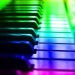 simple piano arrangements keys of C Major