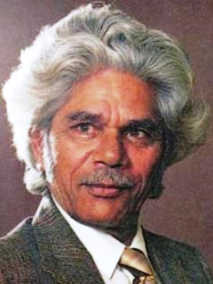 1979 (joint recipient) Neville Bonner (1922-1999). First Aboriginal elected to the Parliament of Australia.