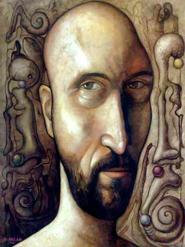Artist Safwan Aslan -  Syria