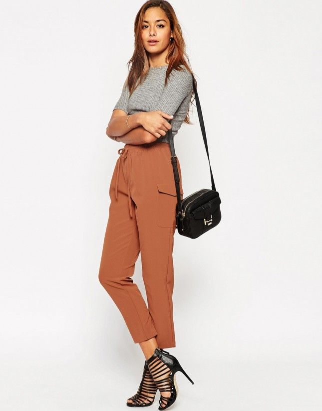 You'll Want to Buy Every Fall Wardrobe Basic in This Unexpected Color via Brit + Co.