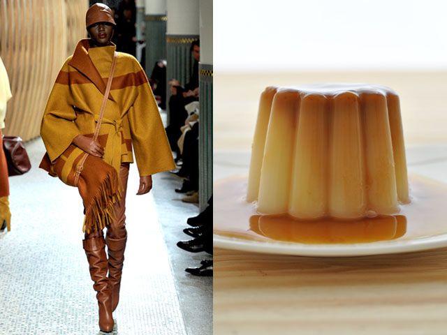 Hermes fw 2011-12 / Creme caramel