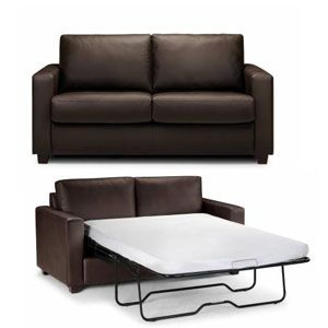 Modern Leather Sofa Bed