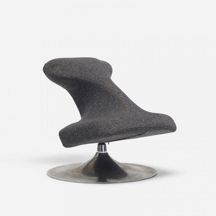 Anonymous; Kneeling Chair by Artifort c1970. & Best 25+ Kneeling chair ideas on Pinterest | Ergonomic kneeling ... islam-shia.org