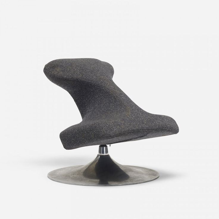Anonymous; Kneeling Chair by Artifort, c1970.