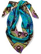 Camilla 175th Anniversary Exclusive Print Scarf #camilla #fashion #scarf #designers #davidjones #mothersday