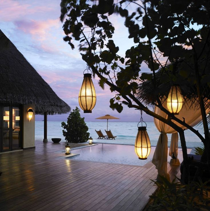 5-Star Taj Exotica Resort and Spa Maldives | HomeDSGN, a daily source for inspiration and fresh ideas on interior design and home decoration.