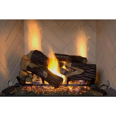 Best 25 Gas Fireplace Logs Ideas On Pinterest Stacking Wood Decorative Fireplace Logs And