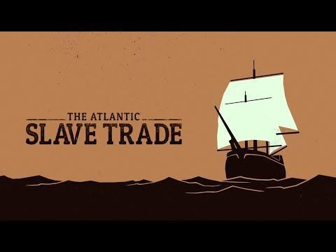 """Excellent New TED-ED Video: """"The Atlantic slave trade: What too few textbooks told you"""""""
