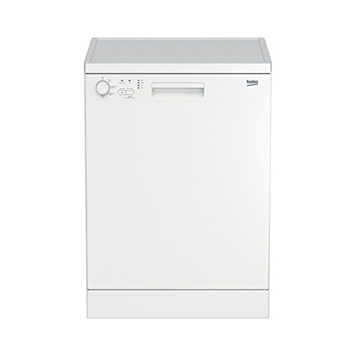 Beko DFC04210W model 12 Place Freestanding dishwash cleaning Dishwasher in White color and with Energy Efficiency