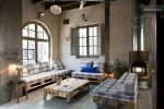 Industrial Chic Apartment With an Inviting Appeal