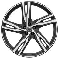 2016 Volvo Xc90 R Design Wheel Five Spoke