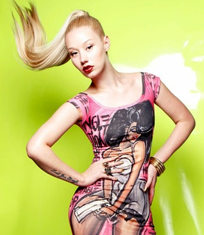 You can never have enough Iggy Azalea.