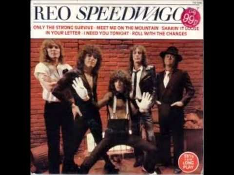 REO Speedwagon Greatest Songs - YouTube